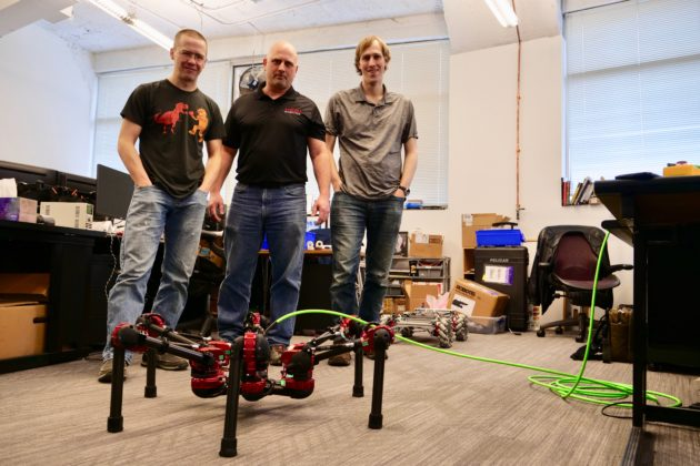 Our Robot Neighbors Hanging Out With The Mechanical Inhabitants Of