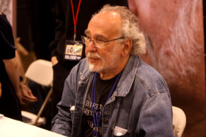 Peter S. Beagle Photo by Gage Skidmore from Peoria, AZ [CC BY-SA 2.0 (https://creativecommons.org/licenses/by-sa/2.0)], via Wikimedia Commons