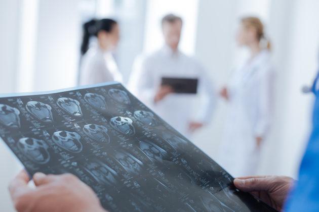 Medical Diagnostics & Funding - Magazine cover