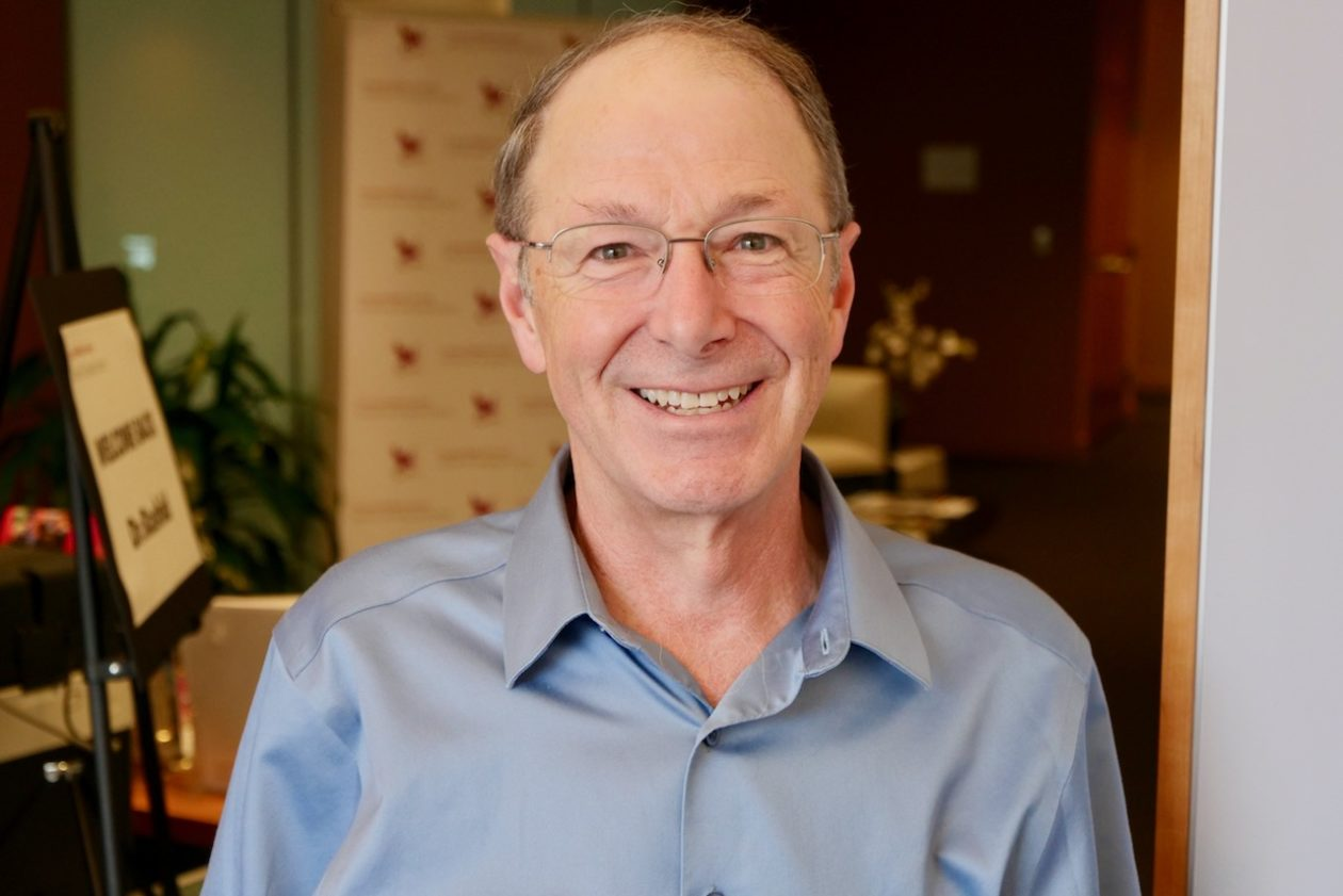 eb64edd1d4 Former Microsoft Research chief Rick Rashid on the rise of  invisible   tech