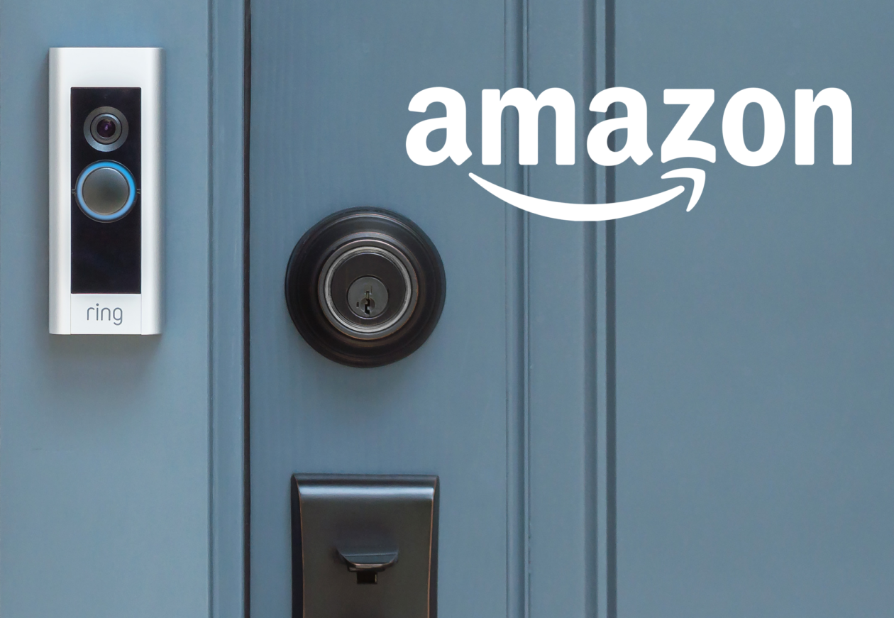 Amazon To Acquire Ring Video Doorbell Maker Cracking Open The Door How Build Electronic Security Key In Home Market Geekwire