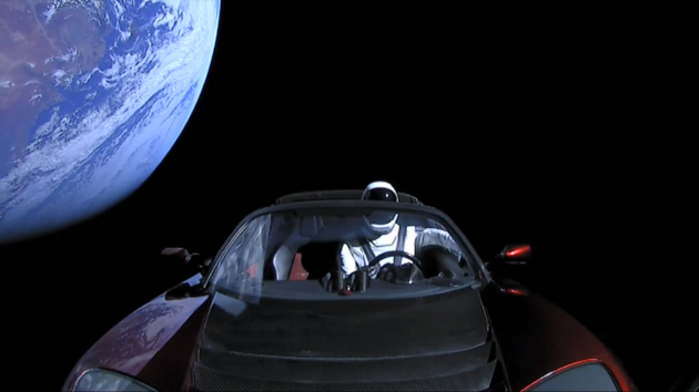 Named biggest threat for vehicle  Elon musk in space