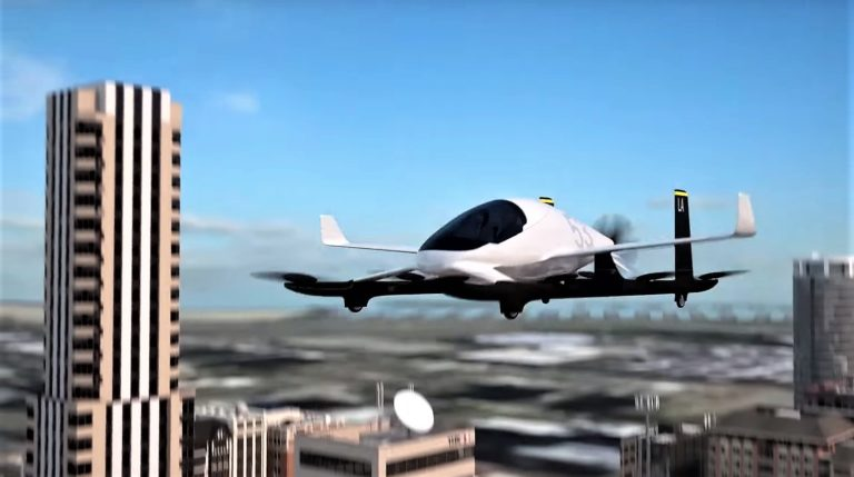 A sports car in the sky? Boeing and Porsche target urban air