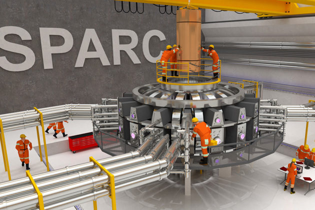 Nuclear fusion 'could be on the grid in 15 years'