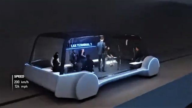 Transit concept
