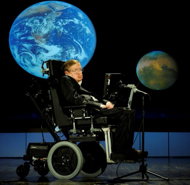 Stephen Hawking dies, world loses its brightest star