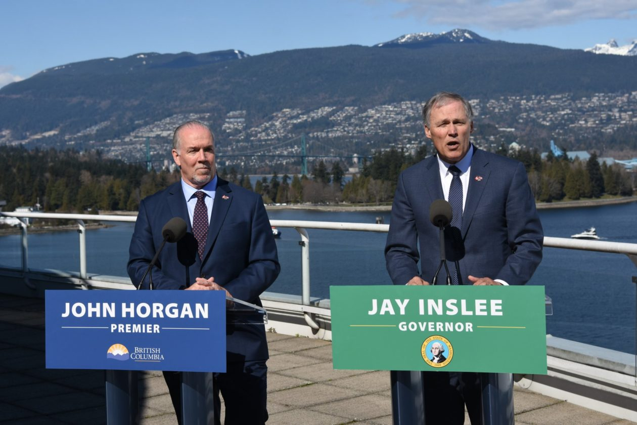 Portland to Seattle to Vancouver: B.C. kicks in $300,000 for rapid transit study