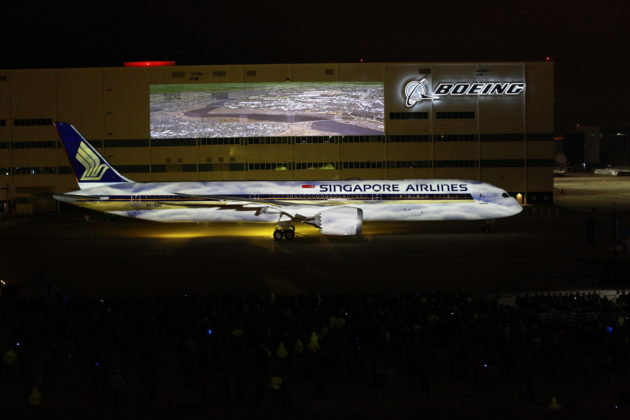 787-10 delivery