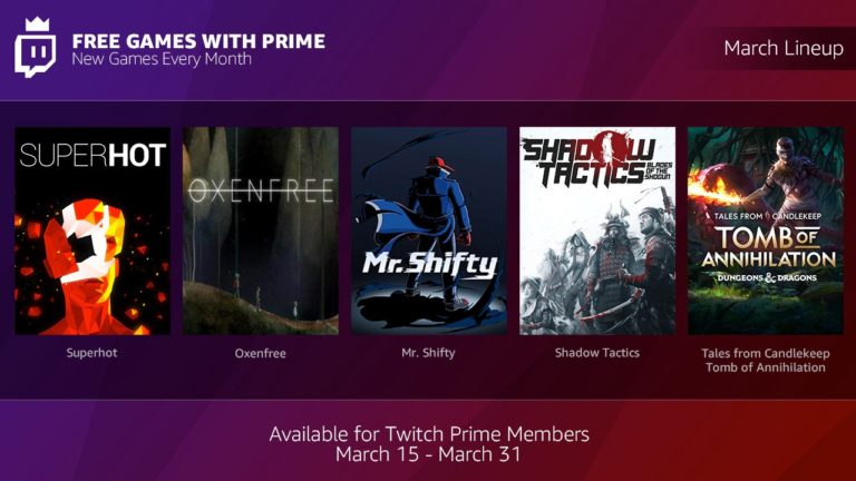 Amazon ends 20% video game pre-order discounts for Prime