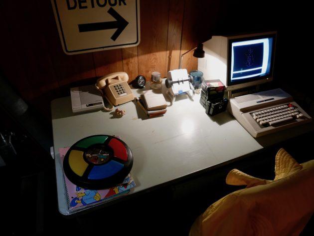 80s exhibit