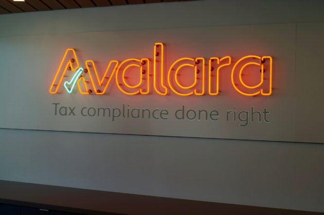 Sales Tax Automation Company Avalara Raises 180m In Ipo Prices