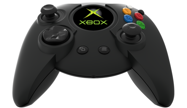Giant new 'Duke' controller, revived for Xbox One, shows importance