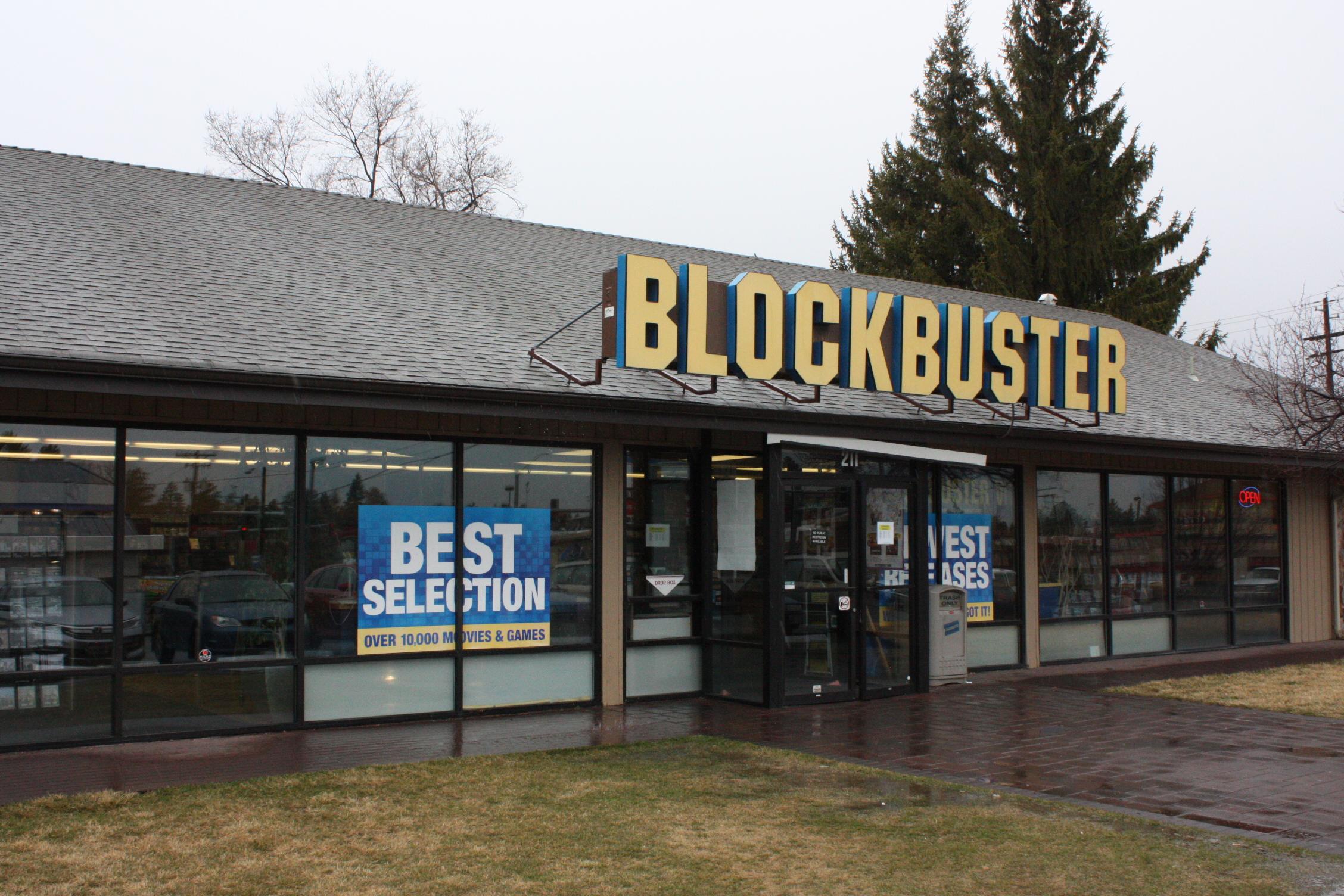 Blockbuster rent videos porn — pic 10