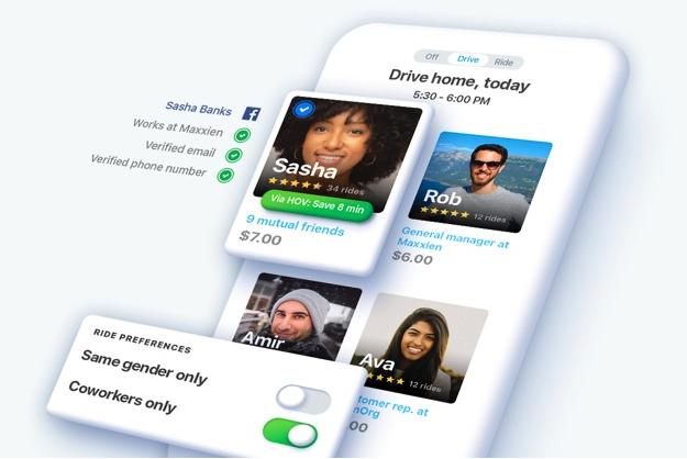 Google's Waze launches carpool service in Washington state