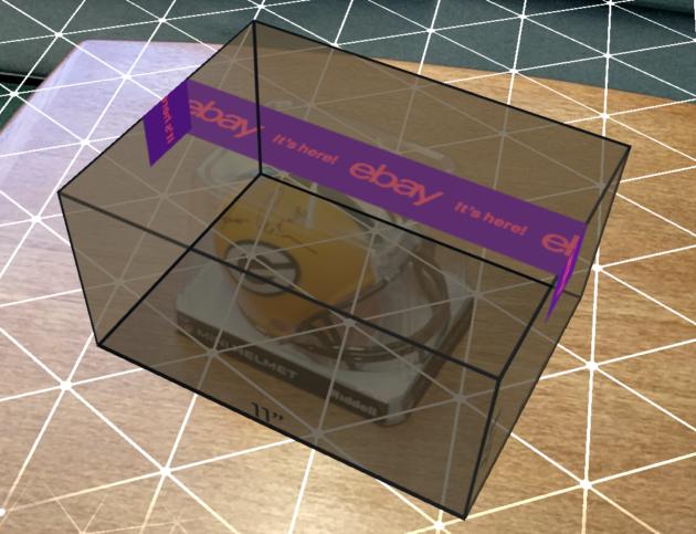 eBay AR