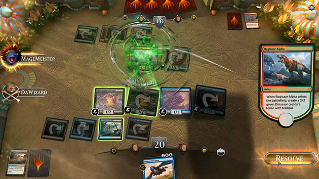 Wizards of the Coast wants you to stream 'Magic: The Gathering Arena