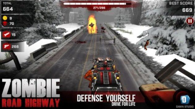 Zombie Road Highway