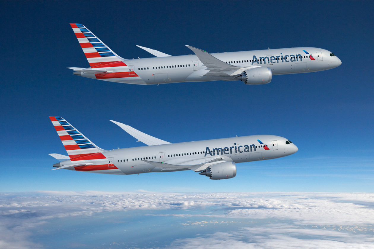 American Airlines strikes $12 billion deal for Boeing 787 jets ...