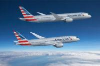 American Boeing 787s