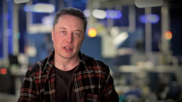 "Elon Musk in ""Do You Trust This Computer?"""
