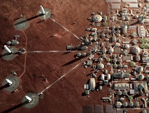 City on Mars