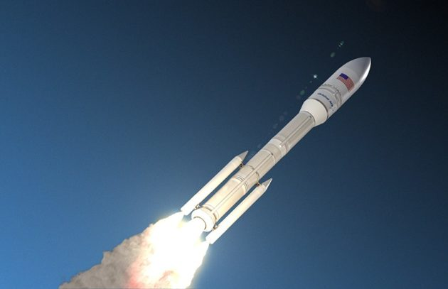 Orbital ATK selects Aerojet Rocketdyne's RL10C for newly christened OmegA rocket