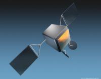 Airbus telecom satellite