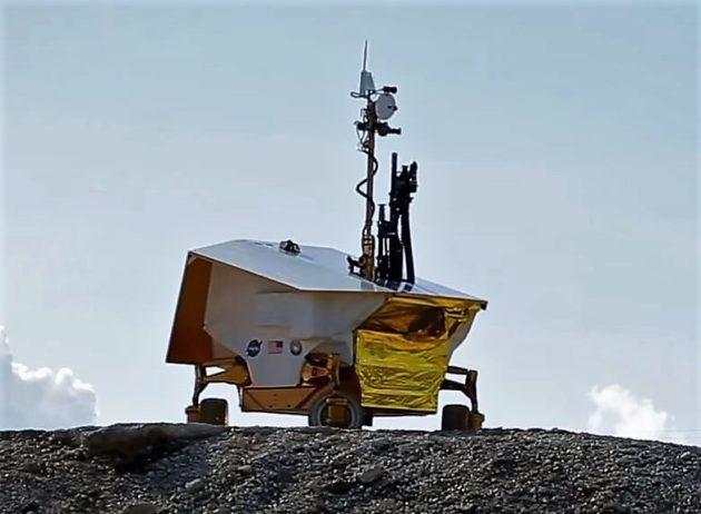 Resource Prospector