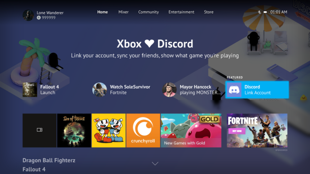 New Microsoft and Discord Collaboration Connects Xbox Live Users Across Both Platforms