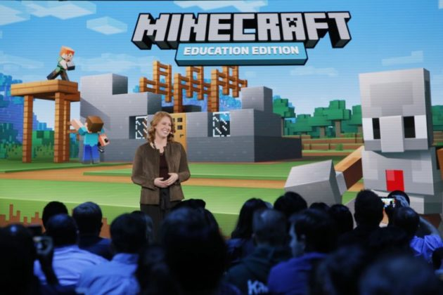 Minecraft: Education Edition' comes to iPad, as education