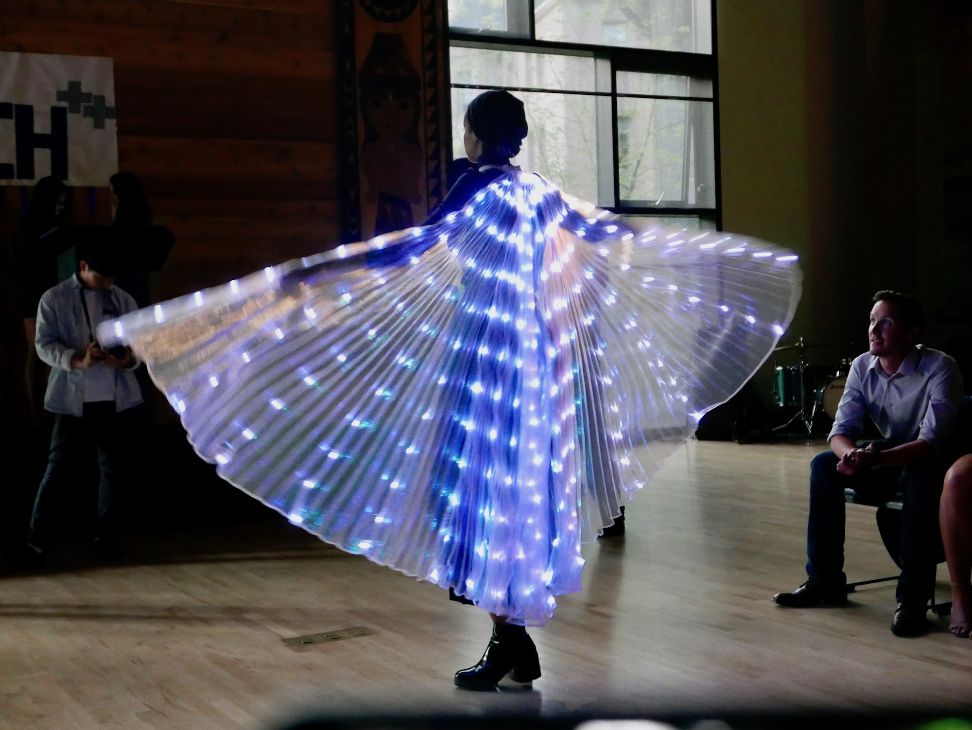 Fashion And Technology Find Their Fit Together In A Runway Show At The University Of Washington Geekwire