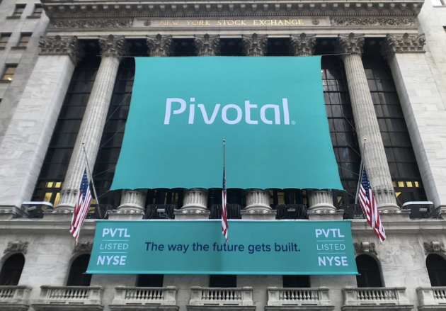 Pivotal Software Prices Initial Public Offering