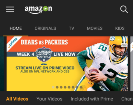 c56e251601c NFL going with Amazon again for  Thursday Night Football