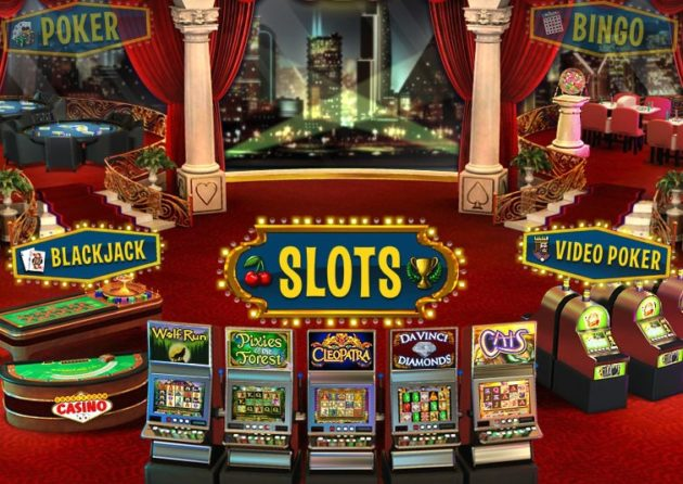 Four gaming companies hit with online gambling lawsuits over 'free-to-play' casino games - GeekWire