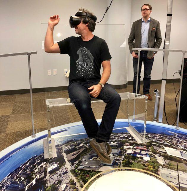 Space Needle VR