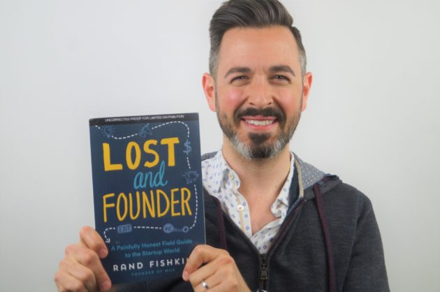 Why Rand Fishkin avoided VC and made his investment documents public for new startup SparkToro