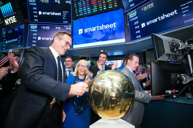 Smartsheet aims to raise $339M in new offering, one year after $150M IPO