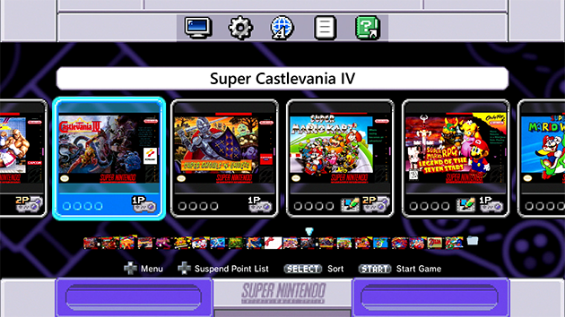 How to improve the SNES Classic's lineup of games with an easy software hack