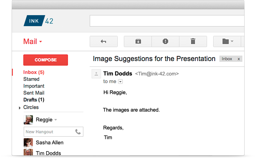 google readying new design for gmail that includes a snooze email
