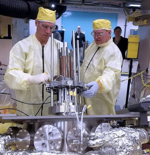 NASA Successfully Demonstrates Nuclear Fission Reactor Power System