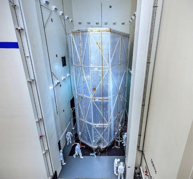 James Webb Space Telescope testing