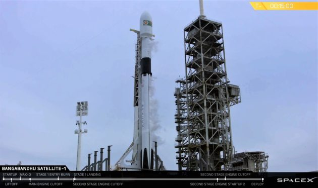 Happening today: New rocket launches