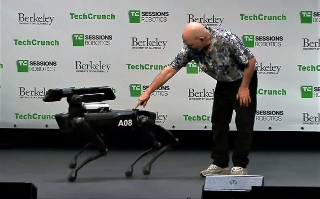 Boston Dynamics Gears Up To Sell Robot Dogs In 2019 Geekwire