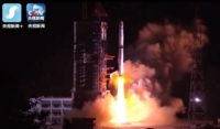 Chang'e-4 lunar relay satellite launch