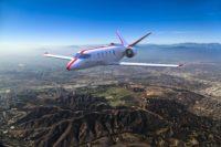 Zunum JetSuite airplane