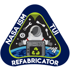 NASA TUI Refabricator patch