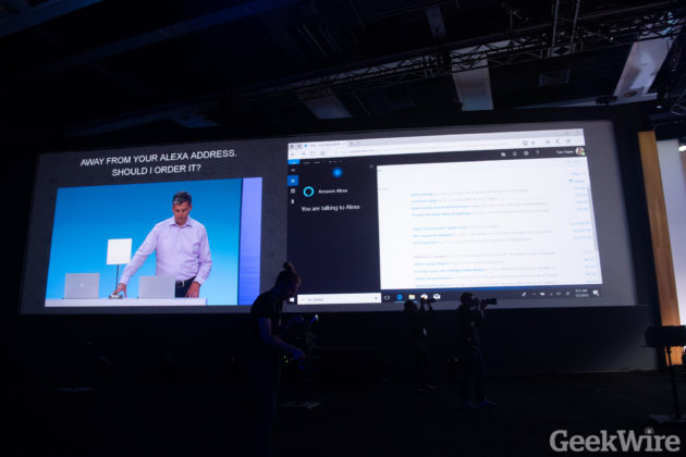 Build 2018: Microsoft Cortana to soon work with Amazon Alexa