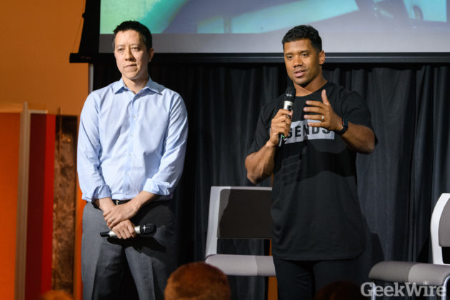 1c3b3444 Russell Wilson's startup Tally powers new real-time predictions game ...