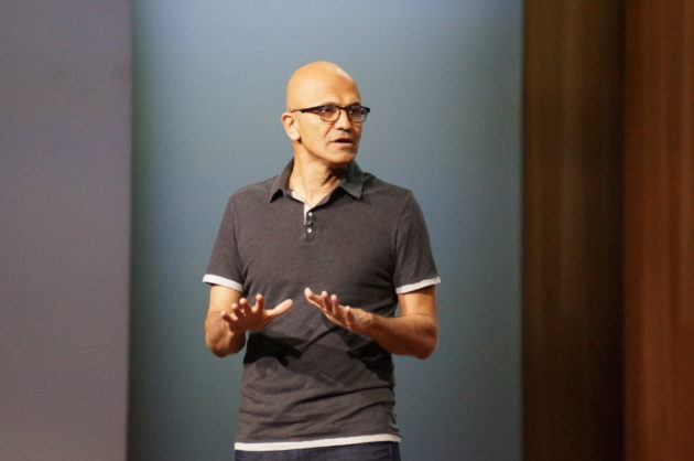 Microsoft CEO joins tech leaders at White House summit on emerging technologies