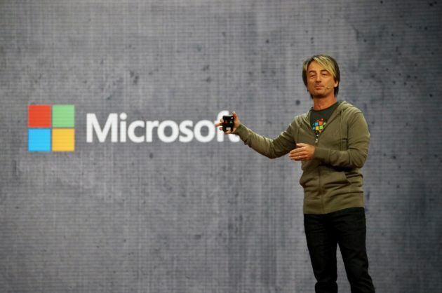 Joe Belfiore corporate vice president of Windows 10 at Microsoft